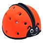 Mũ Bảo Vệ Đầu Cho Bé Mumguard Hình Bọ Cánh Cam - Cam 4
