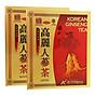Combo Thực Phẩm Chức Năng 2 Hộp Trà Hồng Sâm Korean Ginseng Tea thumbnail
