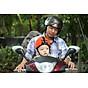 Mũ Bảo Vệ Đầu Cho Bé Mumguard Hình Bọ Cánh Cam - Cam 10