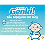 Bộ 2 Gói Tã quần Nhật cao cấp Genki (XL, 26 miếng) 3