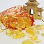 Túi Tài Lộc Thạch Anh Vàng 100g 3