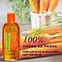 Sữa rửa mặt dưỡng ẩm trắng da Carrot Facial Wash 100ml 5