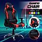 BG Ghế chơi game Mẫu E01 (Red Black) chân xoay 360 độ, ngả 165 độ (hàng nhập khẩu) 2