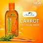 Sữa rửa mặt dưỡng ẩm trắng da Carrot Facial Wash 100ml 2