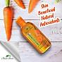 Sữa rửa mặt dưỡng ẩm trắng da Carrot Facial Wash 100ml 4