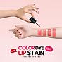 Son kem lì lên màu chuẩn, lâu trôi Hàn Quốc Lagivado Color Dye Lip Stain dạng nước 4,5 gram 04 màu son 5
