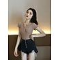 Áo kiểu nữ xinh xắn sang trọng HATI - AL8839 2