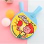 Bộ vợt bóng bàn đồ chơi cho bé độc đáo - ngẫu nhiên thumbnail