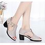 Giày Sandal nữ cao gót Phong Cách Hàn Quốc SDAN115 thumbnail