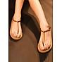 Giày sandal nữ ,thiết kế dây gài độc đáo 9600413 6
