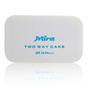Phấn nén trang điểm siêu mịn Mira Two Way Cake Hàn Quốc 12g No.13 Bright Beige tặng kèm móc khoá 3