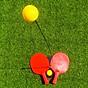 Bộ đồ chơi bóng bàn tập phản xạ tốt cho trẻ - màu ngẫu nhiên thumbnail