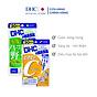 Combo Viên uống DHC Giảm Nóng Trong - Sáng Da thumbnail