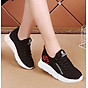 Giầy sneaker nữ buộc dây V201 1