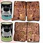 (Combo 2 hộp vị Heo) Pate cho chó Petite Balade 400g hộp (Pate Heo nguyên chất, Pate Heo& Cá Chày) nhập khẩu từ Pháp thumbnail