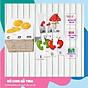 Bộ ghép hình cho bé học chữ Tiếng Việt đồ chơi thông minh cho bé 3 tuổi thumbnail