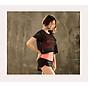 Set Bộ 3 đồ quần áo thun thể thao nữ áo ngoài zen năng động ( Đồ Tập Gym, Yoga, Aerobic ) mã 8808 8