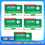 Combo 5 Giấy Thấm Dầu Acnes Oil Remover Paper (100 tờ) thumbnail