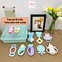 Bộ đồ chơi thông minh cho trẻ mọc răng Nhật Bản Hinata BDC26 thumbnail