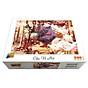 Bộ tranh xếp hình jigsaw puzzle cao cấp 330 mảnh Cửu Vĩ Hồ thumbnail