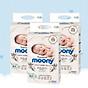 [COMBO 3 BỊCH] Bỉm Dán Moony Natural Newborn 63 thumbnail