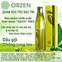 Dầu gội chống rụng tóc Obsidian Professional Orzen Orgahealing Shampoo Hàn Quốc 320ml tặng kèm móc khoá 2