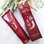 Sữa rửa mặt chống lão hoá hồng sâm My Gold Korea Red Gingseng 130ml Tặng Móc khoá 5