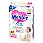 Bỉm Merries loại tã dán, size M68, (M64 + 4) cộng miếng (64 + 4 miếng) (cho bé 6-11kg hoặc từ 3-15 tháng tuổi) - Hàng nhập khẩu từ Nhật Bản, hàng chính hãng từ nhà sản xuất KAO thumbnail
