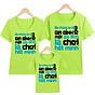 Áo thun nữ - áo gia đình in hình - GĐM14- Giá Trên là giá cho 1 chiếc áo 6