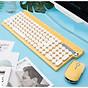Bộ bàn phím và chuột không dây cao cấp -500 1