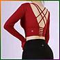 Áo dáng bó dài tay LULULEMON MS13 cao cấp, áo slim fit thể thao thiết kế sexy dành cho tập Yoga, Gym, chạy bộ... thumbnail