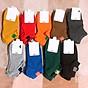Combo 10 đôi Tất len gân ngắn cổ Hàn Quốc Vintage thumbnail