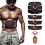 Máy massage xung điện tạo cơ bụng 6 múi Smart Wireless Mobile GYM - Có remote, xài pin thumbnail