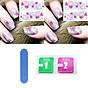 Miếng dán móng tay nghệ thuật Nail stickers (Kèm dũa và khăn) thumbnail