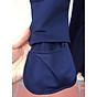 Áo chống nắng nữ liền thân, vải dày, dài tới gót chân, chống tia UV 3