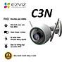 Camera EZVIZ C3N 1080P, WI-FI Không Dây, IP67 Ngoài Trời, Ghi Gình Ban Đêm Có Màu, Tích Hợp AI Phát Hiện Hình Dáng Người, Chuẩn Nén Video H.265--Hàng Chính Hãng thumbnail