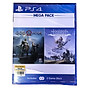 Game God of war 4 & Horizon Zero Dawn Complete Edition Cho Máy Playstation 4 thumbnail