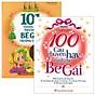 Combo 101 Truyện Hay Theo Bước Bé Gái Trưởng Thành + 100 Câu Chuyện Hay Dành Cho Bé Gái (Bộ 2 Cuốn) thumbnail