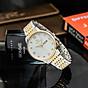Đồng hồ nam PAGINI PA5588 dây thép kim dạ quang cao cấp chống nước 3ATM 3