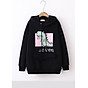 Áo hoodie nữ Khủng Long siêu dễ thương - PP06A 6
