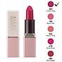 Son mịn môi giàu độ ẩm Naris Ailus Smooth Lipstick Moisture Rich Nhật Bản 3.7g + Móc khóa 5