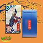 10 Bao Lì Xì Vạn Sự Cát Tường Họa Tiết Chim Công Rực Rỡ - Giấy C150 bóng thumbnail