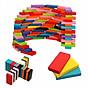 Bộ Đồ Chơi Domino 120 Chi tiết Bằng Gỗ nhiều màu thumbnail
