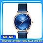 MINI FOCUS Women Quartz Watch Classic Fashion Mesh Bracelet Watch 3ATM Waterproof Female Watch Box Package thumbnail