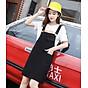 Váy yếm jean ngắn VYN07 C043 thumbnail
