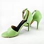 Giày Sandal Cao Gót Nữ Cao Cấp Peace PO1205 3