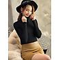 Áo len nữ trơn dài tay cổ lọ Hàn Quốc Haint Boutique 20 thumbnail