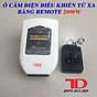 Ổ Cắm Điện Điều Khiển Từ Xa Bằng Remote 2000W thumbnail