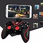 Bộ tay cầm chơi game X3 kèm giá đỡ điện thoại X3 thumbnail