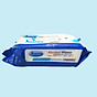 Combo 3 Gói Khăn ướt kháng khuẩn có cồn cao cấp iHomeda ( 80 Miếng Gói) - Combo 3 of iHomeda premium anti-bacteria alcohol wipes ( 80 sheets per packpage) 3